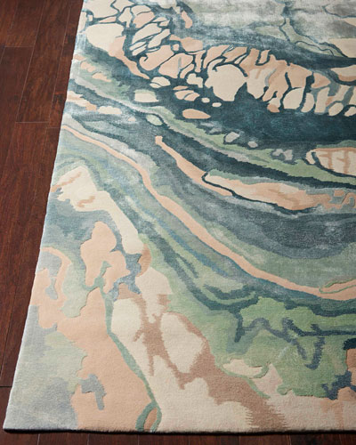 Laughton Hand-Tufted One Of a Kind Rug  7'9 x 9'9