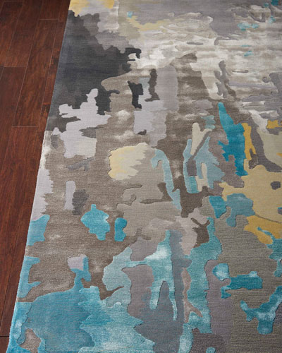 Marcello Hand-Tufted One Of a Kind Rug  7'9 x 9'9