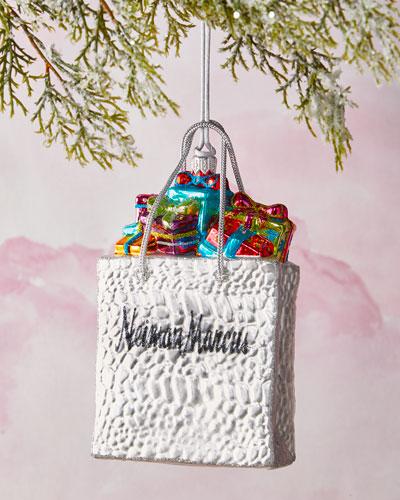 2019 Annual Edition NM Shopping Bag Christmas Ornament