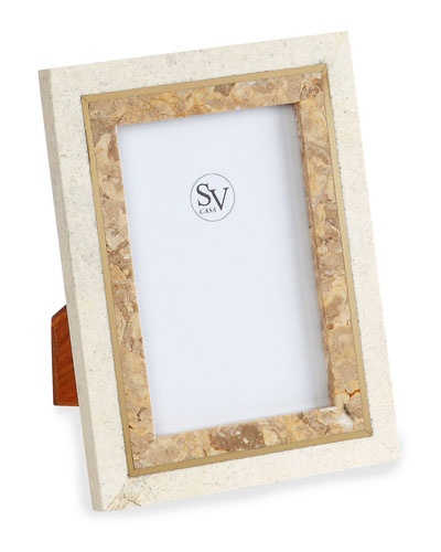 St. Petersberg Collection Picture Frame  4 x 6