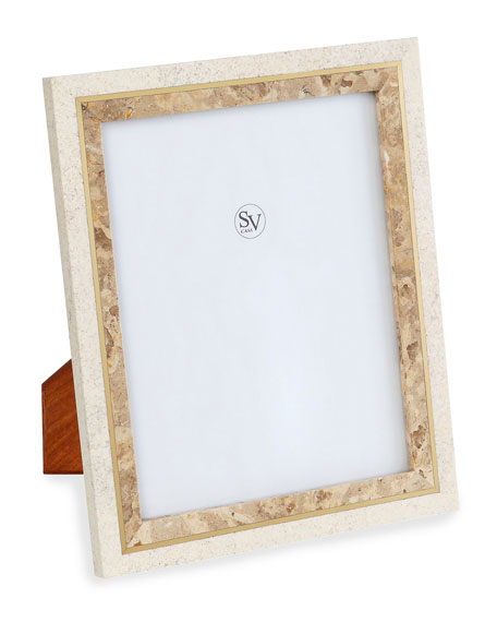 "SV Casa St. Petersberg Collection Picture Frame, 8"" x 10"""