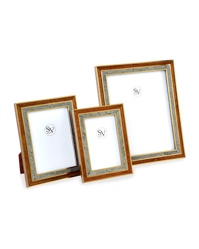 Madagascar Double Picture Frame  8 x 10