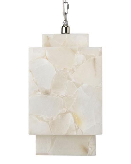 Jamie Young Borealis Cube Lighting Pendant