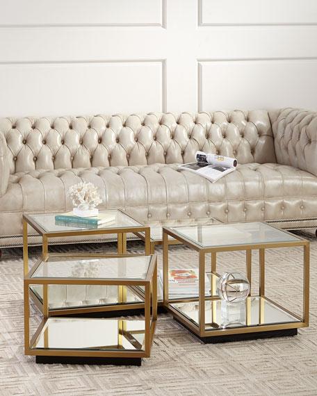 Regina Andrew Design Noel Glass Coffee Table