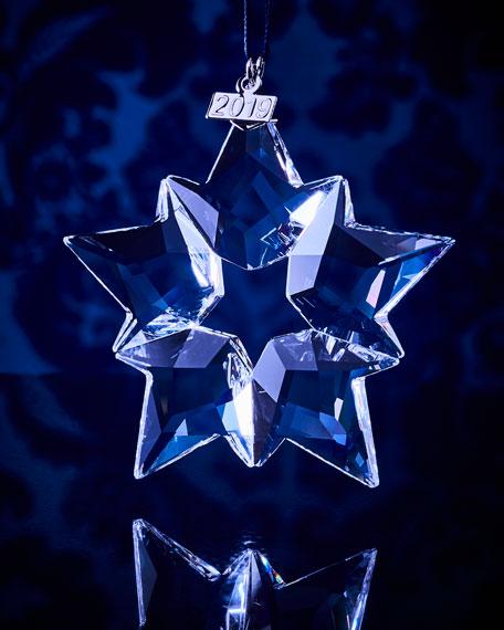 SWAROVSKI Annual Edition Ornament 2019 Christmas Ornament