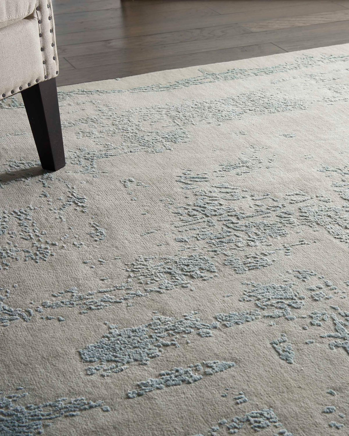 NourCouture La Rive Hand-Knotted Rug, 8' x 10'