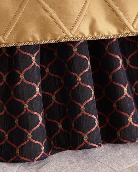 Austin Horn Classics California King Royale Ogee Dust Skirt
