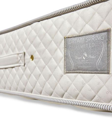Royal-Pedic Dream Spring Limited Plush King Mattress