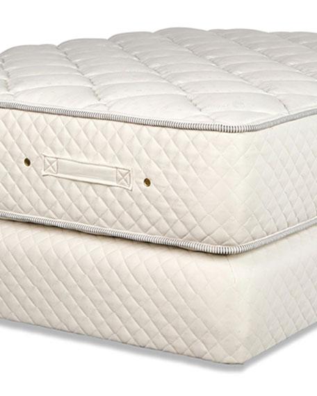 Royal-Pedic Dream Spring Limited Plush King Mattress Set