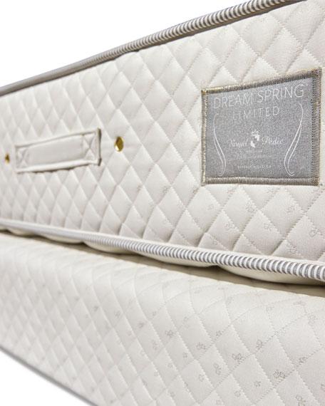 Royal-Pedic Dream Spring Limited Plush Full Mattress Set