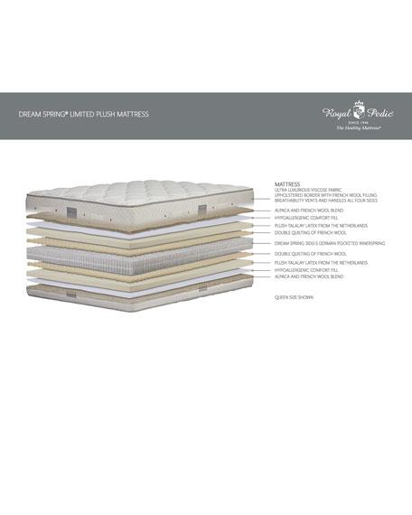 Royal-Pedic Dream Spring Limited Plush Twin XL Mattress