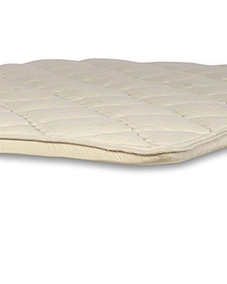 Royal-Pedic Dream Spring Pillow Top Pad - Queen