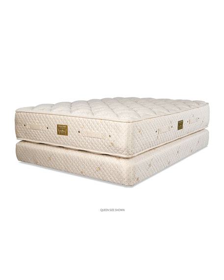 Royal-Pedic Dream Spring Ultimate Plush Queen Mattress Set