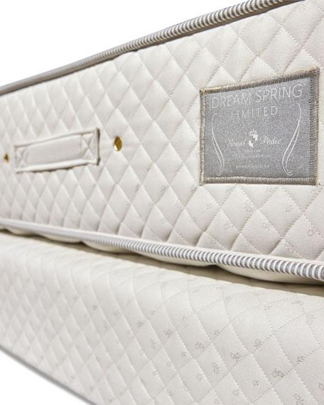 Royal-Pedic Dream Spring Limited Plush California King Mattress Set