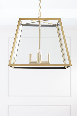 Easton Lantern Pendant Light