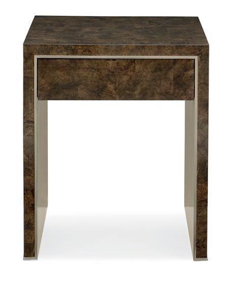 caracole Beside It Side Table