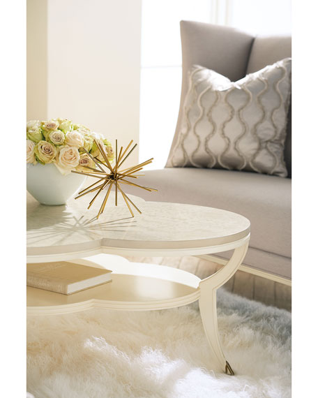 caracole On Your Toes Coffee Table
