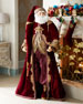 Katherine's Collection Life-Size Gifts of Christmas Santa