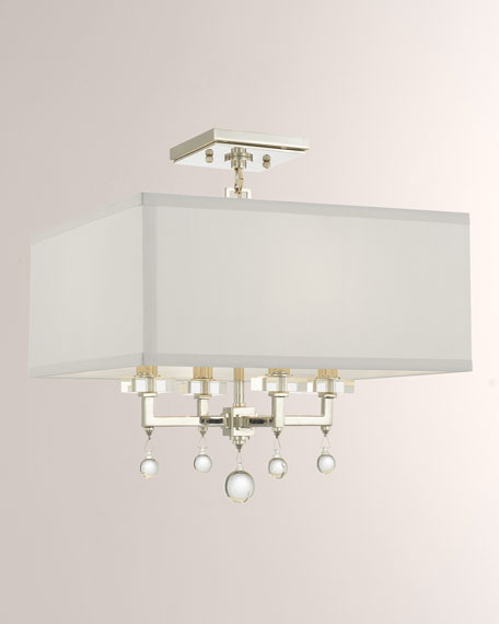 Crystorama Paxton 4-Light Chandelier