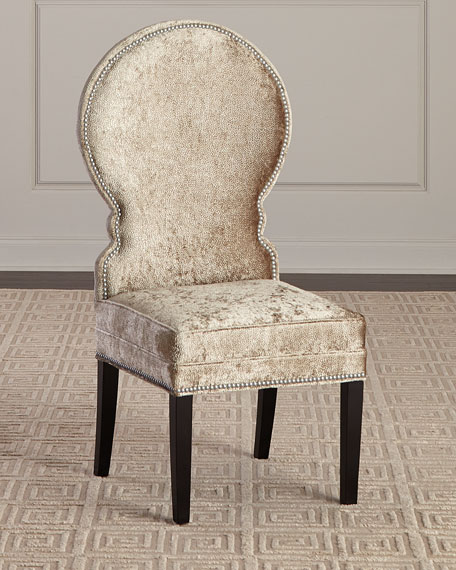 Image 3 of 6: Old Hickory Tannery Anjolie Dining Side Chair