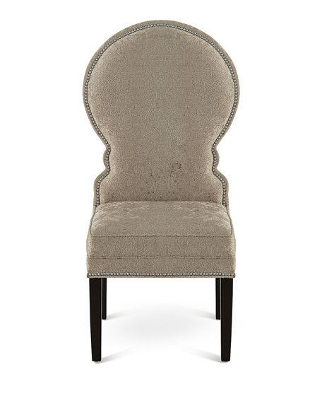 Image 5 of 6: Old Hickory Tannery Anjolie Dining Side Chair