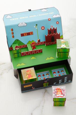 Sugarfina Nintendo Console 3-Piece Candy Bento Box