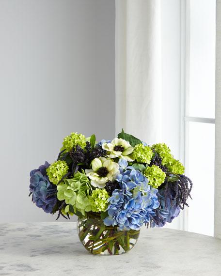 NDI Hydrangea & Anemone Florals