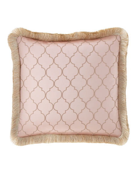 """Isabella Collection by Kathy Fielder Yvonne Pillow, 20""""Sq."""