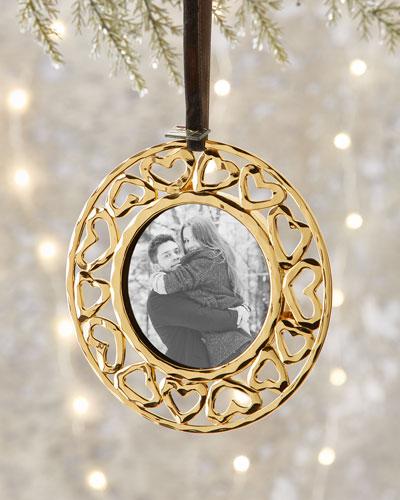 Heart Frame Ornament