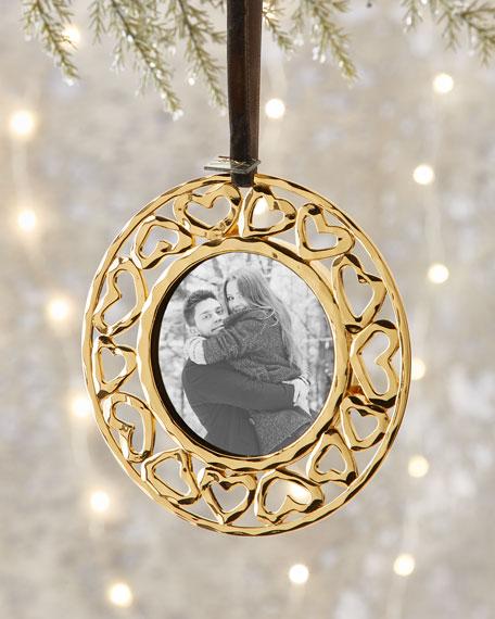 Michael Aram Heart Frame Ornament