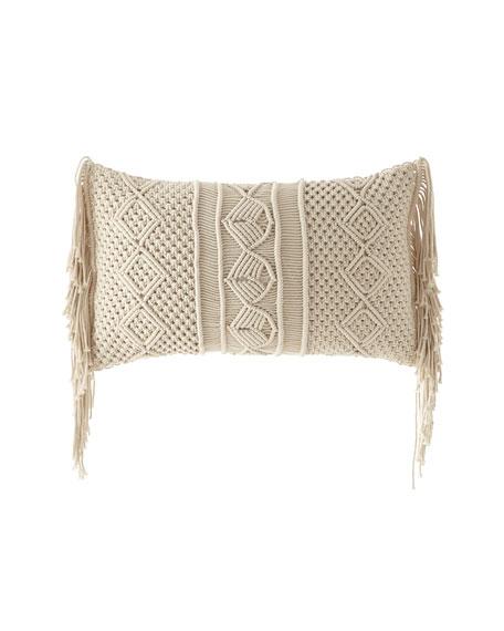 Amity Home Alcott Large Bolster Pillow