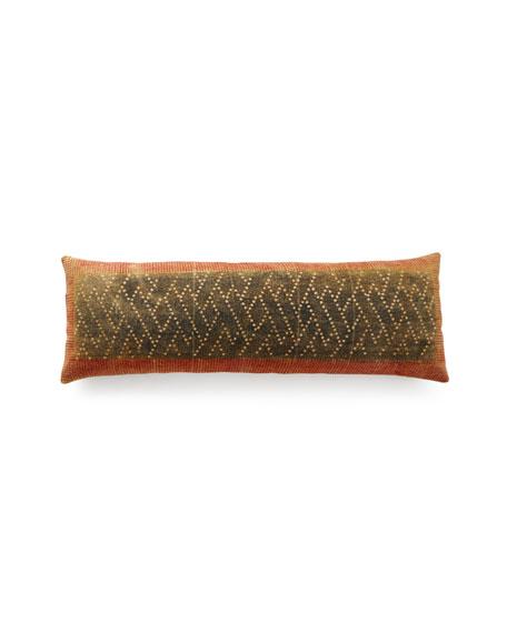 Amity Home Zenda Large Bolster Pillow