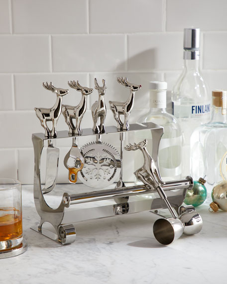 Image 1 of 2: Reindeer Bar Tool Set