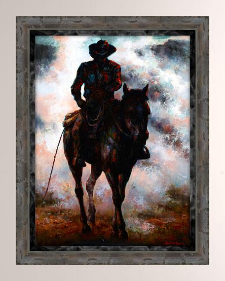 """Solitude"" Giclee Canvas Art"