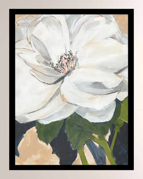 """""""Marked By Magnolias II"""" Giclee Canvas Art"""