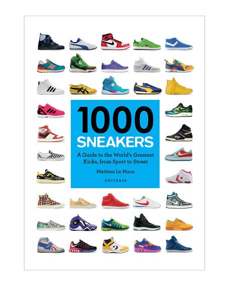 "Penguin Random House ""1,000 Sneakers"" Book"