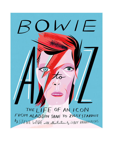 "Penguin Random House ""Bowie A to Z"" Book"