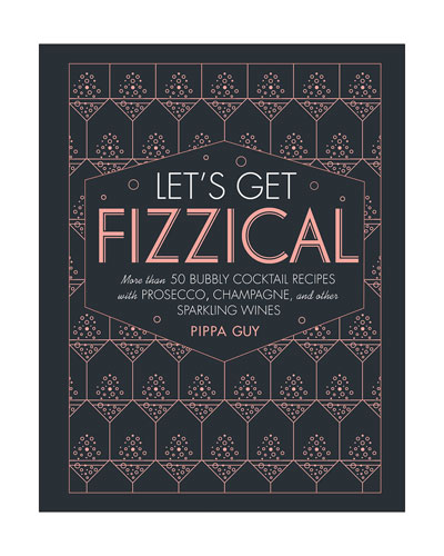 Let's Get Fizzical Cocktail Recipe Book