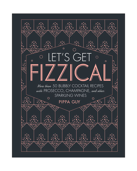 "Penguin Random House ""Let's Get Fizzical"" Cocktail Recipe Book"