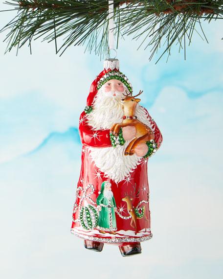 Patricia Breen Les Amis Ornament