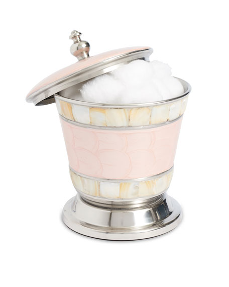 """Julia Knight Classic 5.5"""" Covered Canister"""