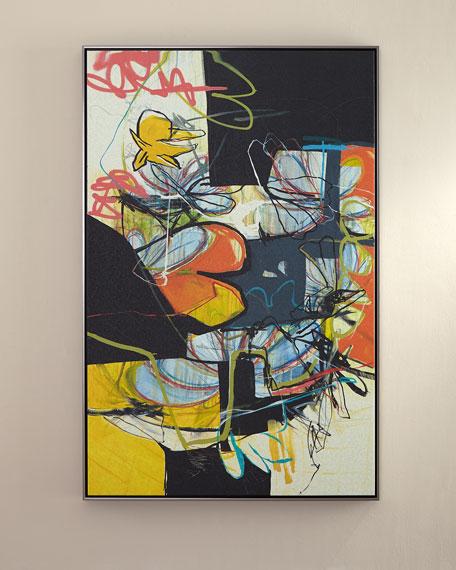 'Trippin I' Wall Art