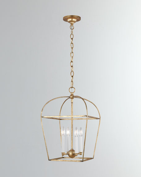 Image 1 of 1: Stonington 4-Light Lantern