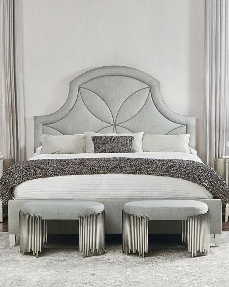 Bernhardt Calista Upholstered King Bed