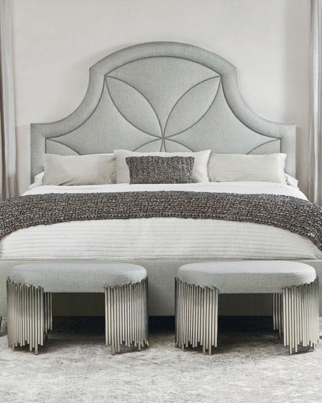 Bernhardt Calista Upholstered California King Bed