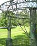 Zaer Ltd. International Zina Large Round Garden Gazebo