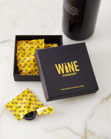 Wine Condoms Wine Condoms