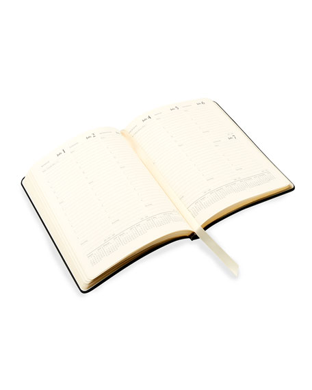 Graphic Image Personalized 2020 Desk Diary