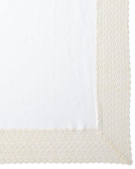 "Matouk Tesori Tablecloth, 70"" x 126"""