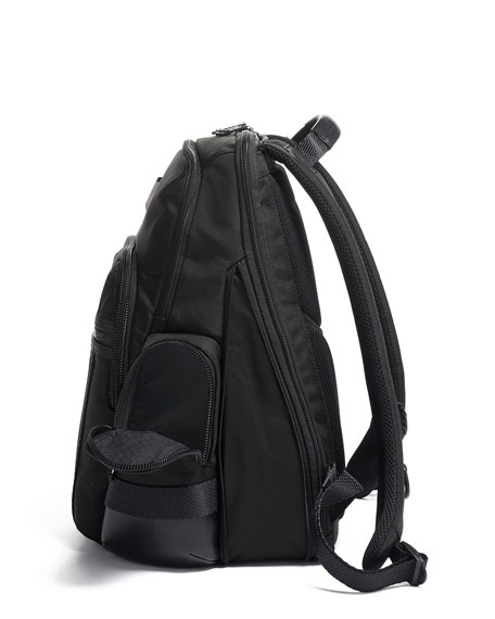 """Tumi Nathan Alpha Bravo Backpack with 15"""" Laptop Compartment"""